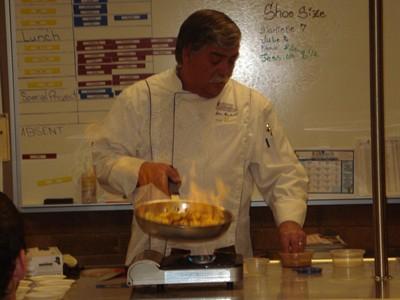 Chef Presentation